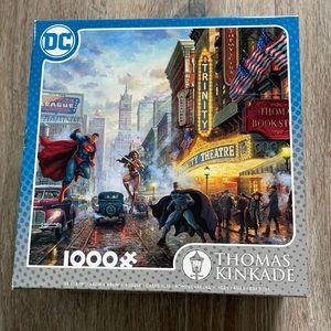 Justice League 1,000 Piece Puzzle